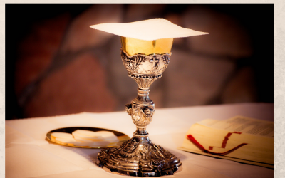 The Link Between The Holy Eucharist and The Sacred Heart of Jesus
