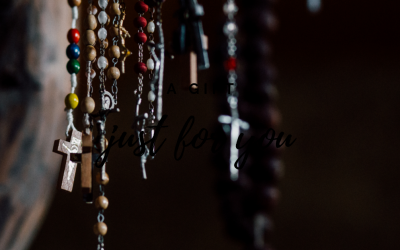 October and The Holy Rosary