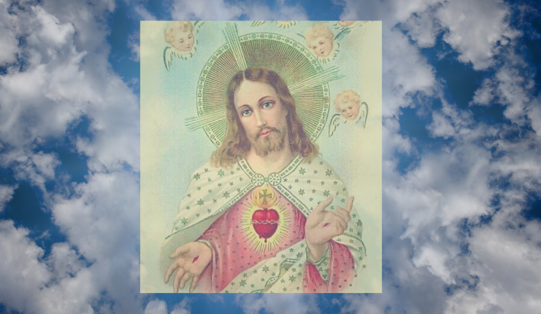 Five Ways to Grow Closer to the Sacred Heart of Jesus