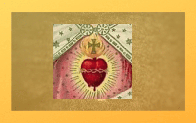 The Symbols of the Heart of Jesus