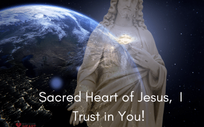 The Feast of the Sacred Heart of Jesus!