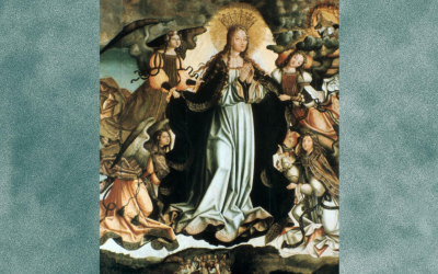 Mary, Assumed Into Heaven, Pray For Us
