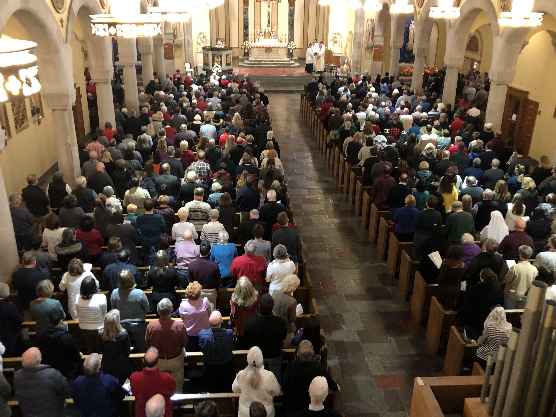 2019 Sacred Heart Congress