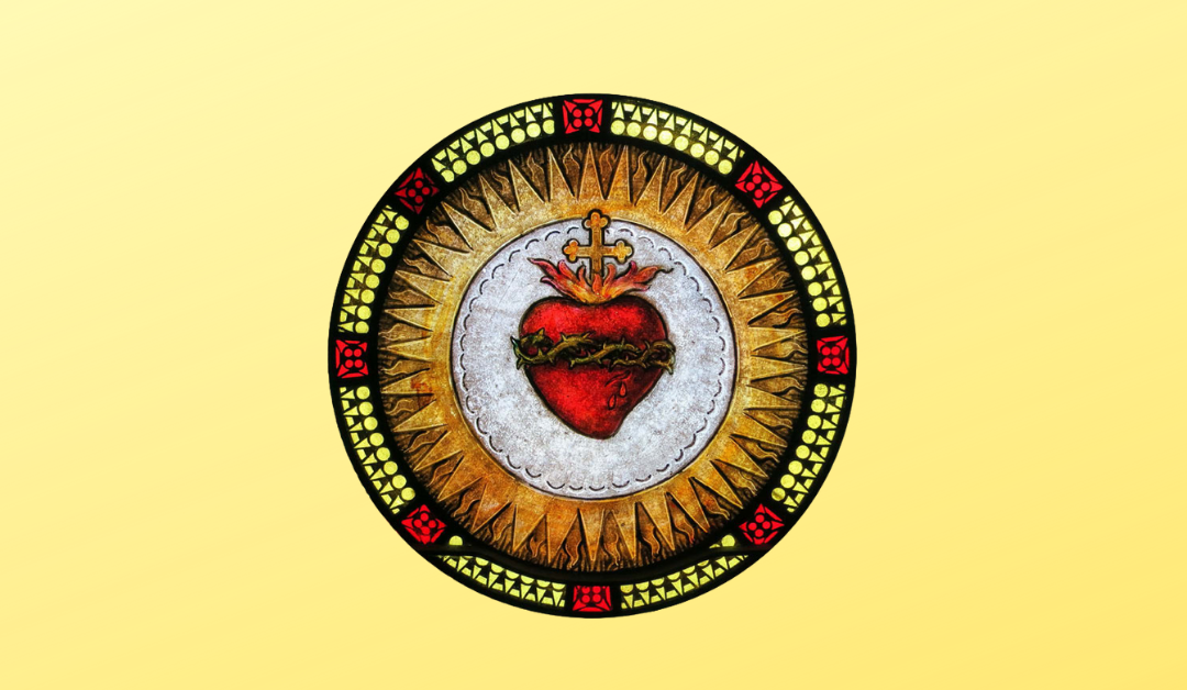 The Symbols of the Sacred Heart