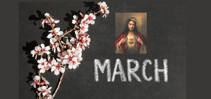 Saint Quotes and Feast Days for the Month of March