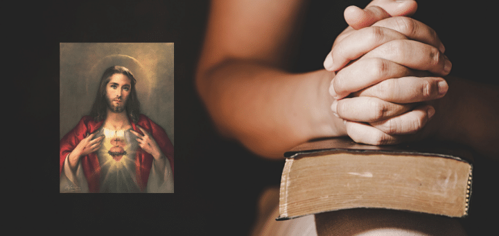 The Third Promise of the Sacred Heart