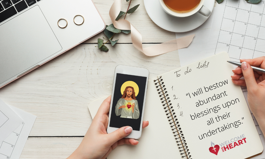 5th Promise of the Sacred Heart: