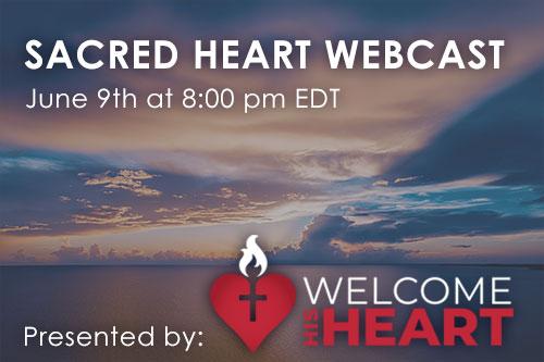 Sacred Heart Webcast